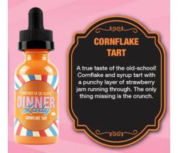 Dinner Lady Corn Flake Tart
