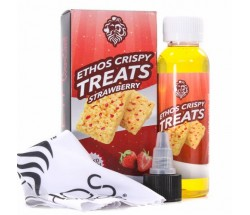 Ethos Crispy Treats Strawberry