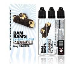 Bam Bam's Cookies & Cream Cannoli