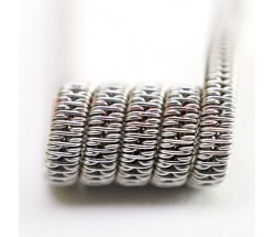 Спираль Staggered Clapton Coil