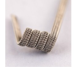 Спираль Triple Staggered Clapton Coil